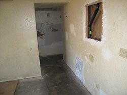 drywalling an unfinished basement