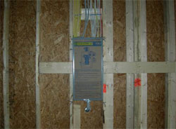 Why is the Placement of an Electrical Panel in New Home Construction ...